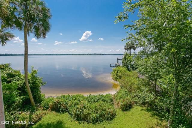 104 Point South Dr, Welaka, FL 32193 (MLS #1110745) :: Keller Williams Realty Atlantic Partners St. Augustine