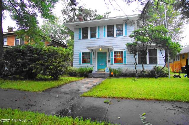 2663 Post St, Jacksonville, FL 32204 (MLS #1110963) :: EXIT Inspired Real Estate