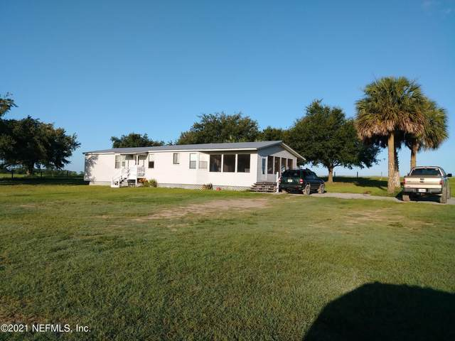 15444 County Rd 448, TAVARES, FL 32778 (MLS #1111185) :: CrossView Realty