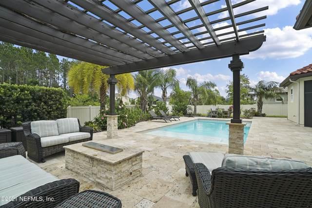 129 Auburndale Dr, Ponte Vedra, FL 32081 (MLS #1111861) :: The Huffaker Group