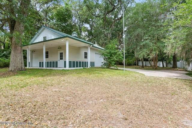 2520 Elbow Rd, Orange Park, FL 32073 (MLS #1112410) :: EXIT Inspired Real Estate