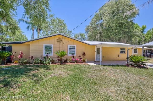 133 Pine St, Satsuma, FL 32189 (MLS #1112473) :: Memory Hopkins Real Estate
