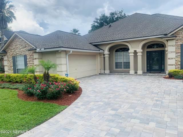 2292 S Brook Dr, Fleming Island, FL 32003 (MLS #1112574) :: Noah Bailey Group