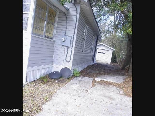 1459 W 23RD St, Jacksonville, FL 32209 (MLS #1112580) :: Bridge City Real Estate Co.
