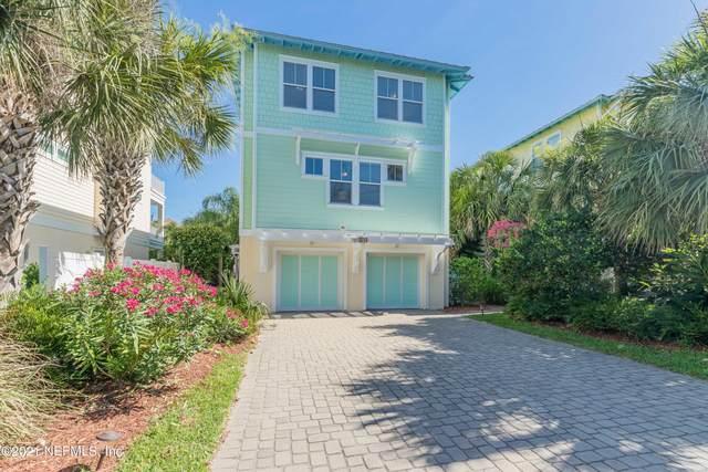 12 F St, St Augustine, FL 32080 (MLS #1112768) :: The Volen Group, Keller Williams Luxury International