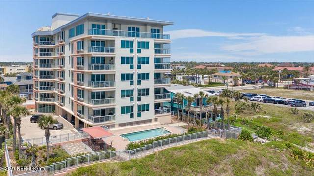 123 1ST St #503, Jacksonville Beach, FL 32250 (MLS #1112825) :: Endless Summer Realty