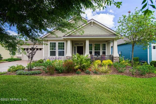 736 Aspen Leaf Dr, Ponte Vedra, FL 32081 (MLS #1112877) :: EXIT Real Estate Gallery