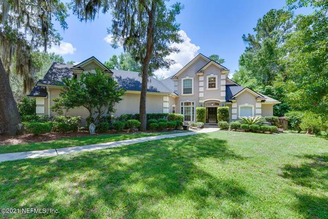 4110 Hillwood Rd, Jacksonville, FL 32223 (MLS #1113150) :: The Collective at Momentum Realty
