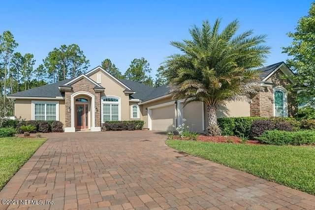 381 Appaloosa Ave, St Augustine, FL 32095 (MLS #1113445) :: The Huffaker Group