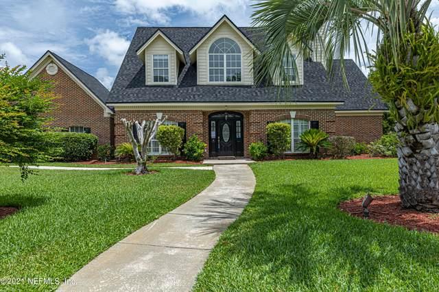 3629 Cattail Dr S, Jacksonville, FL 32223 (MLS #1113793) :: The Hanley Home Team