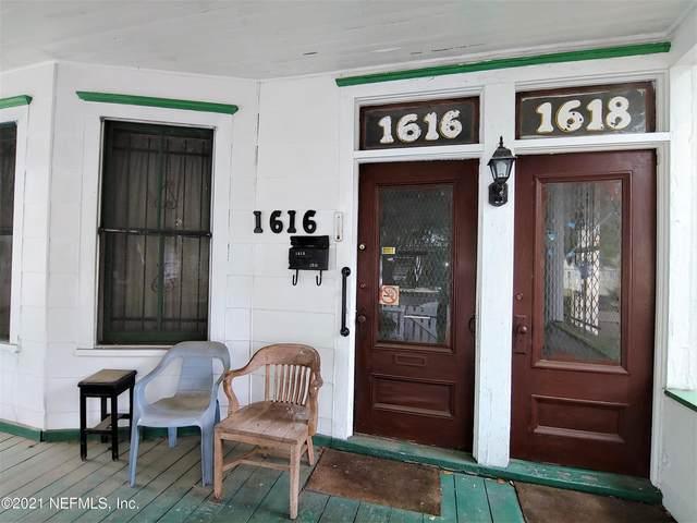 1616 N Pearl St, Jacksonville, FL 32206 (MLS #1114189) :: The Newcomer Group