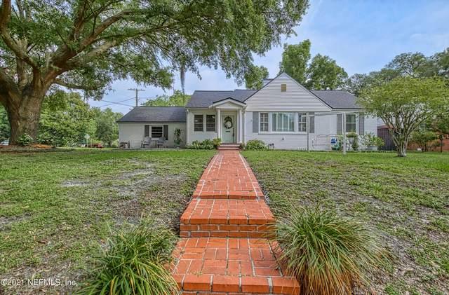 1711 Geraldine Dr, Jacksonville, FL 32205 (MLS #1114438) :: Bridge City Real Estate Co.