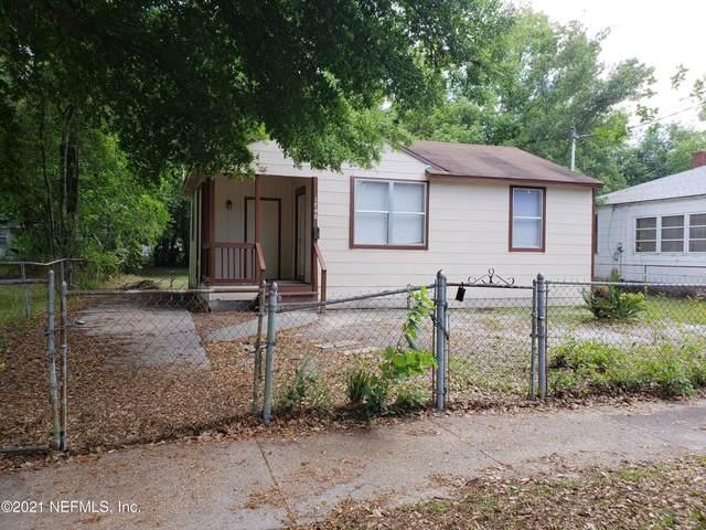 1748 E 23RD St, Jacksonville, FL 32206 (MLS #1114794) :: Noah Bailey Group