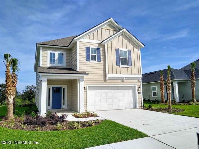 366 Five Island Dr, St Augustine, FL 32080 (MLS #1114956) :: Bridge City Real Estate Co.