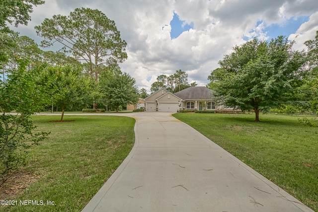 2011 Deerwood Acres Dr, St Augustine, FL 32084 (MLS #1114997) :: EXIT Real Estate Gallery