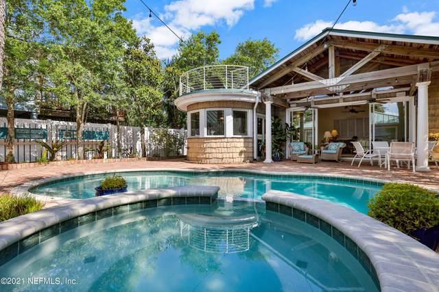 207 Walnut St, Neptune Beach, FL 32266 (MLS #1115030) :: Keller Williams Realty Atlantic Partners St. Augustine