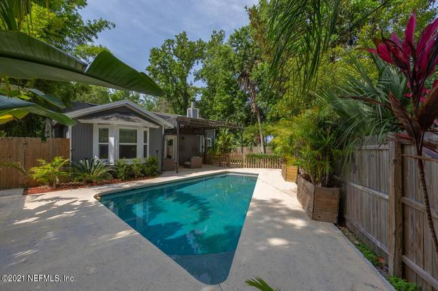 2146 Acacia Rd, Neptune Beach, FL 32266 (MLS #1115340) :: The Huffaker Group