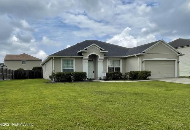2834 Harvest Moon Dr, Orange Park, FL 32073 (MLS #1115404) :: EXIT Inspired Real Estate