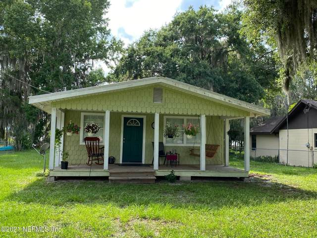 14352 SW 75TH Ave, Starke, FL 32091 (MLS #1115427) :: Olde Florida Realty Group