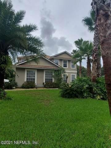 140 Corral Cir, St Augustine, FL 32092 (MLS #1115447) :: Olde Florida Realty Group