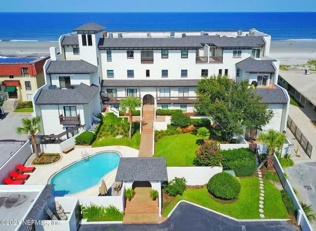 2415 Costa Verde Blvd #317, Jacksonville Beach, FL 32250 (MLS #1115600) :: Olson & Taylor | RE/MAX Unlimited