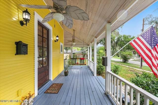1318 Cedar St, Jacksonville, FL 32207 (MLS #1115607) :: EXIT Real Estate Gallery