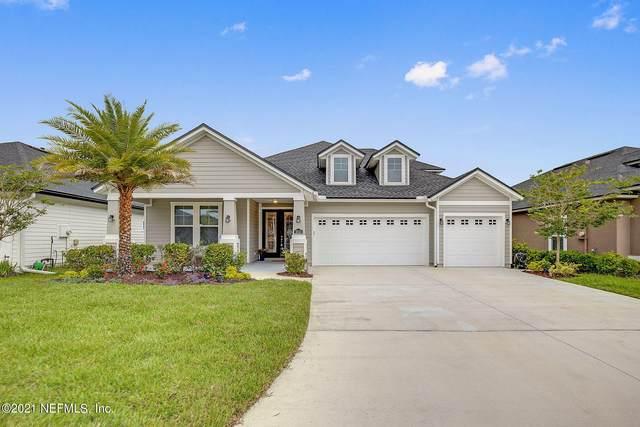 5013 Redford Manor Dr, Jacksonville, FL 32258 (MLS #1115640) :: Olde Florida Realty Group