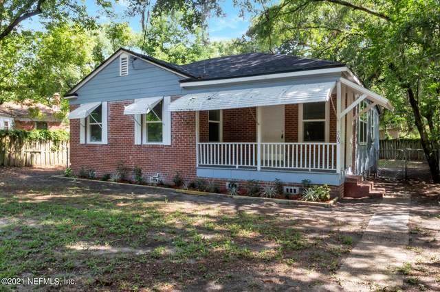 865 Brandywine St, Jacksonville, FL 32208 (MLS #1115769) :: The Huffaker Group