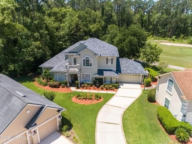 1664 Fairway Ridge Dr, Orange Park, FL 32003 (MLS #1115895) :: Noah Bailey Group