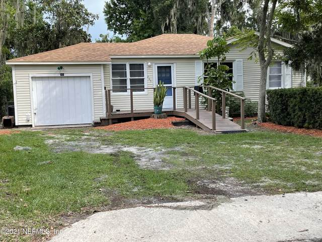 205 Bayard St, GREEN COVE SPRINGS, FL 32043 (MLS #1116010) :: Vacasa Real Estate
