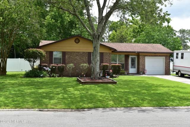 205 E Teakwood Cir, Middleburg, FL 32068 (MLS #1116044) :: EXIT Inspired Real Estate