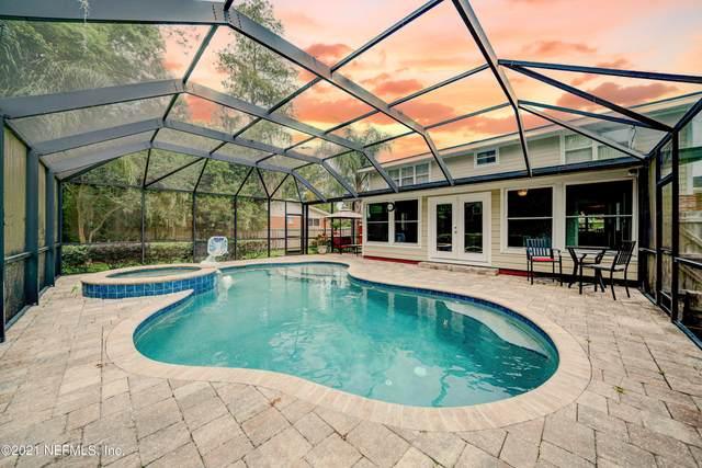 2810 Alvarado Ave, Jacksonville, FL 32217 (MLS #1116142) :: EXIT Real Estate Gallery
