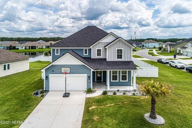 655 Charter Oaks Blvd, Orange Park, FL 32065 (MLS #1116285) :: Vacasa Real Estate