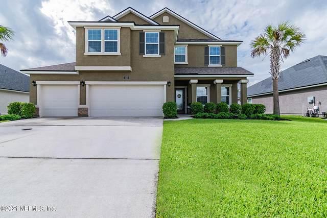 420 Porta Rosa Cir, St Augustine, FL 32092 (MLS #1116386) :: EXIT 1 Stop Realty
