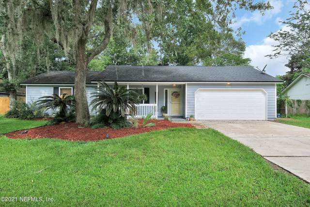 6260 Windward Ct, Fleming Island, FL 32003 (MLS #1116467) :: The Huffaker Group