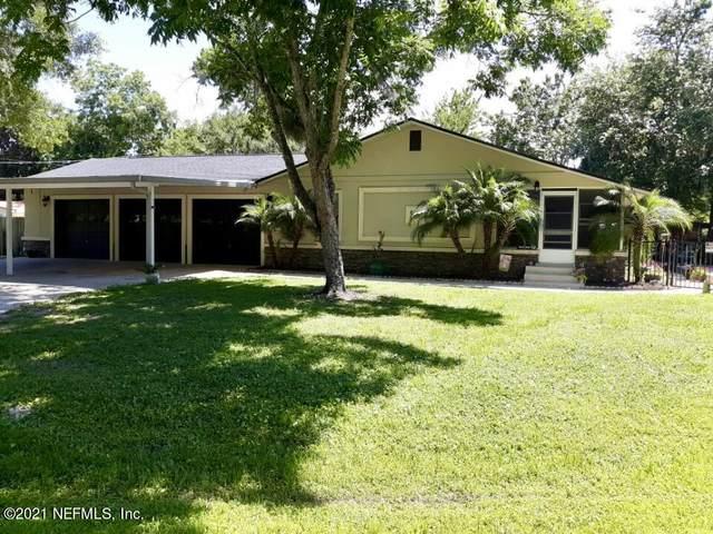 667 Carlin Rd, Satsuma, FL 32189 (MLS #1116634) :: Bridge City Real Estate Co.