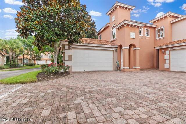 147 Hidden Palms Ln #201, Ponte Vedra Beach, FL 32082 (MLS #1116763) :: The Huffaker Group