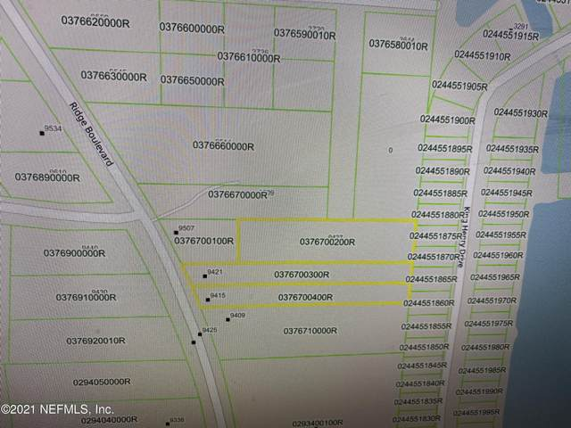 9427 Ridge Blvd, Jacksonville, FL 32208 (MLS #1116976) :: Berkshire Hathaway HomeServices Chaplin Williams Realty