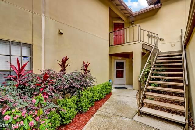 10150 Belle Rive Blvd #1005, Jacksonville, FL 32256 (MLS #1117047) :: The Huffaker Group