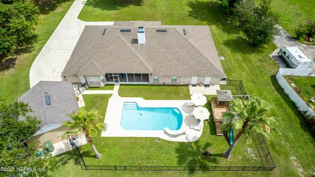 1123 Cactus Cut Rd, Middleburg, FL 32068 (MLS #1117386) :: The Collective at Momentum Realty