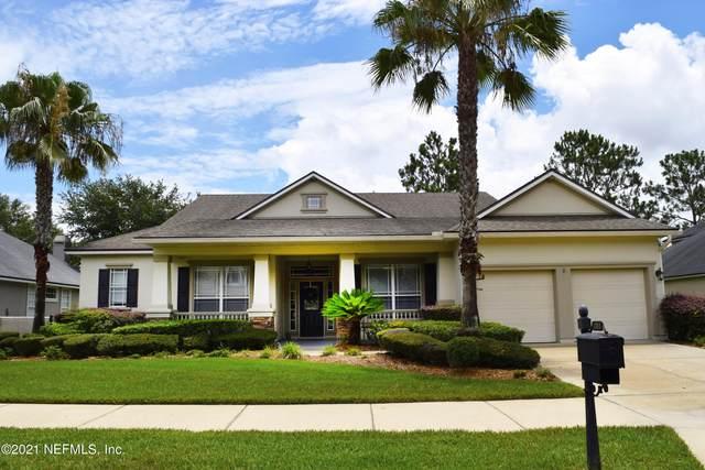 1383 Eagle Crossing Dr, Orange Park, FL 32065 (MLS #1117479) :: The Huffaker Group
