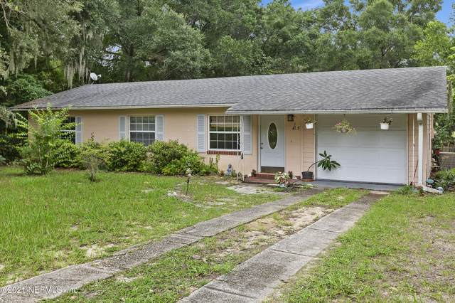 415 Orchid Ave, Keystone Heights, FL 32656 (MLS #1118189) :: EXIT Real Estate Gallery