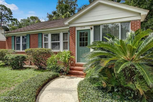 1236 Monterey St, Jacksonville, FL 32207 (MLS #1118208) :: Olson & Taylor | RE/MAX Unlimited
