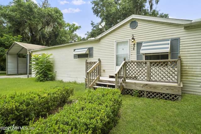 436 Treaty Oak Ln, St Augustine, FL 32092 (MLS #1118282) :: EXIT 1 Stop Realty