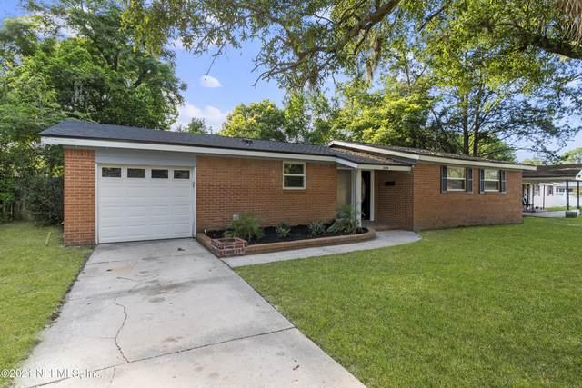 3474 Thornhill Dr, Jacksonville, FL 32277 (MLS #1118310) :: The Huffaker Group