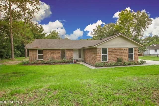 1366 Marlee Rd, Jacksonville, FL 32259 (MLS #1118461) :: The Huffaker Group