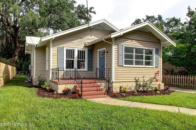 3895 Valencia Rd, Jacksonville, FL 32205 (MLS #1118519) :: EXIT Inspired Real Estate