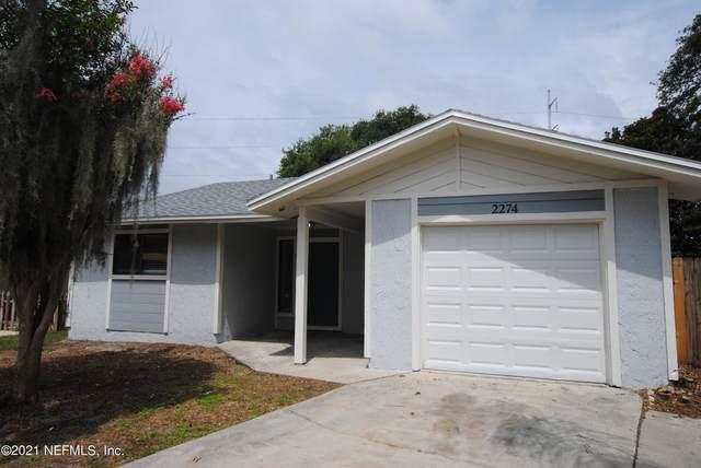 2274 Fairway Villas Ln N, Atlantic Beach, FL 32233 (MLS #1118798) :: Endless Summer Realty