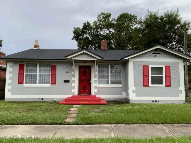 1464 W 15TH St, Jacksonville, FL 32209 (MLS #1118850) :: EXIT Real Estate Gallery