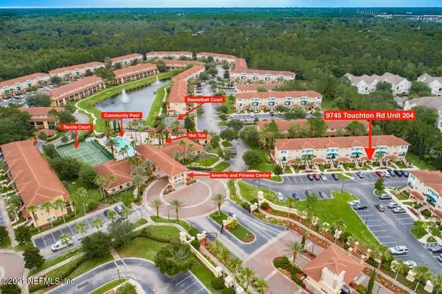 9745 Touchton Rd #204, Jacksonville, FL 32246 (MLS #1118890) :: The Huffaker Group